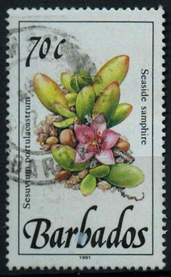 Barbados 1989-92 SG#900 70c Wild Plants Definitive 1991 Imprint Date Used#D43142