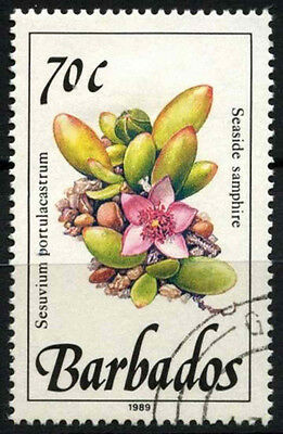 Barbados 1989-92 SG#900 70c Wild Plants Definitive 1989 Imprint Date Used#D43137