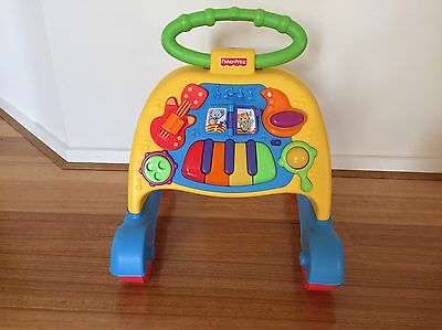 Fisher Price Baby Walker With Music And Activities