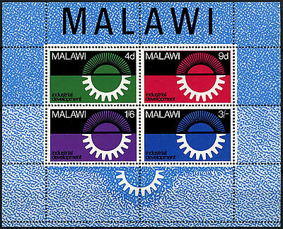 Malawi 1967 SG#MS289 Industrial Development MNH M/S #D42690