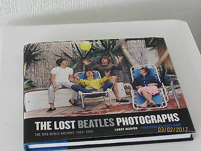 The Lost Beatles Photographs Book