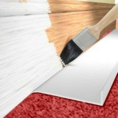 Painteezy Paint Guard 55cm Skirting Board Carpet Protector Painteasy NEW