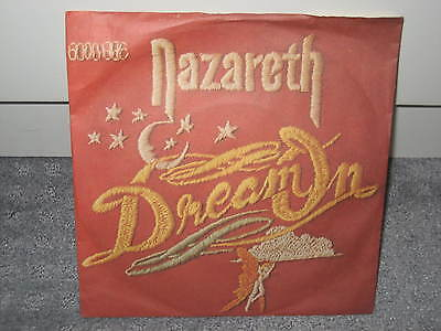 """Single Nazareth """"Dream on/You love another"""""""