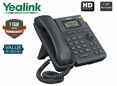 Yealink SIP-T19P E2 HD IP Phone Single Line IP Phone PoE