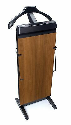 CORBY 4400 Trouser Press. 15 & 30 Minute Timer. Walnut Wood Effect Finish. ... -