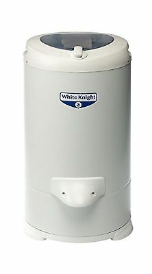 White Knight 28009W Gravity Drain Spin Dryer 2800 rpm 4.1 Kg -