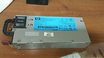 HP ProLiant dl380 g6 g7  Alimentatore 511777-001,499250-201,499249-00