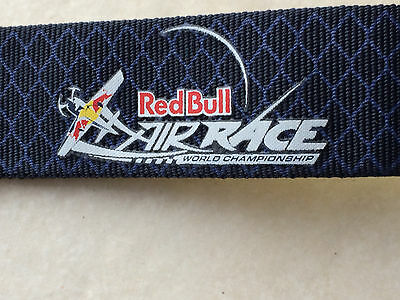 tour de cou  RED BULL AIR RACE redbull NEUF porte cle , badge