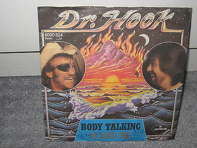 """Single Dr. Hook """"Body Talking/99 and me"""""""