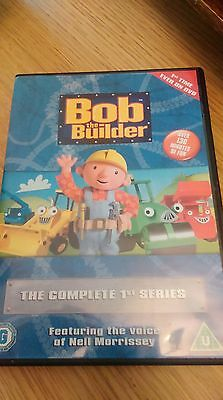 Bob The Builder Complete First Series Dvd
