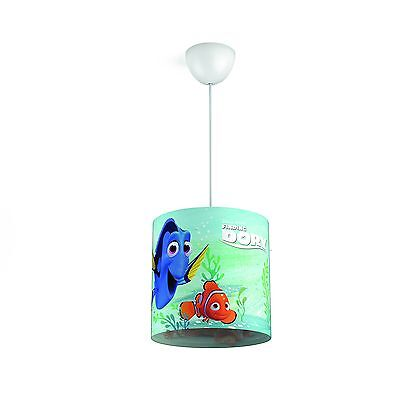 Philips Disney Finding Dory Children's Pendant Lightshade - Blue Shade Only