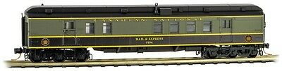 Micro-Trains Line N Scale 14000150 Canadian National Heavyweight Passenger Car