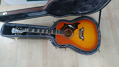 Epiphone Dove pro chitarra acustica acoustic guitar solid spruce top