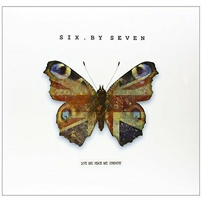 Love And Peace And Sympathy [VINYL] Six By Seven Vinyl