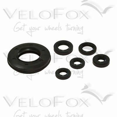 TourMax Engine Oil Seal Kit fits Honda XL 500 S 1979-1982