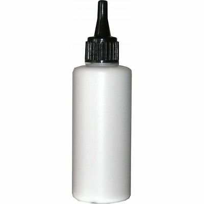 (13,99€/100ml) Airbrush Star WEISS 100ml. Bodypainting Farbe 891001 Eulenspiegel