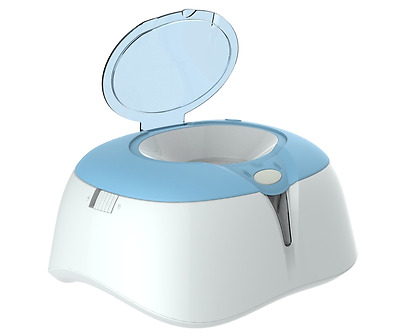Lil' Jumbl Baby Wipe Warmer, Light Blue