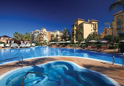 7 NIGHTS AT MARRIOTT'S MARBELLA BEACH RESORT FROM SAT 24th JUNE to 1st JULY