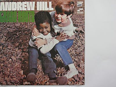 ANDREW HILL LP, GRASS ROOTS (BLUE NOTE US Issue NM/NM)