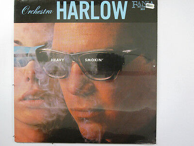 ORCHESTRA HARLOW LP, HEAVY SMOKIN' (FANIA US Issue NM/NM)