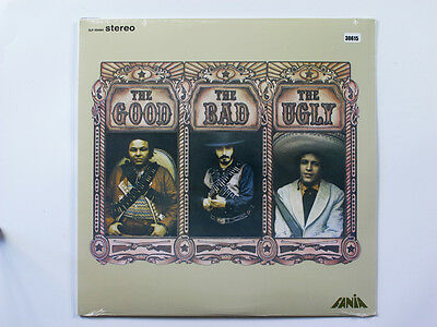 WILLIE COLON LP, THE GOOD THE BAD THE UGLY (Fania US Issue NM/NM)