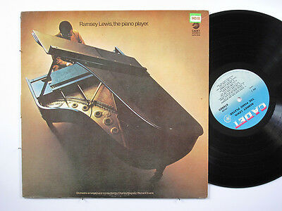 RAMSEY LEWIS LP, THE PIANO PLAYER (CADET US Issue EX/VG)