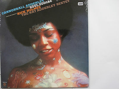 CANNONBALL ADDERLEY 2LP, SOUL ZODIAC (CAPITOL US Issue NM/NM)
