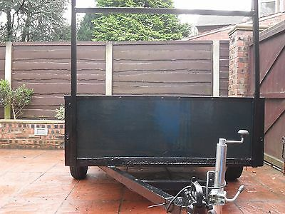 used car trailer