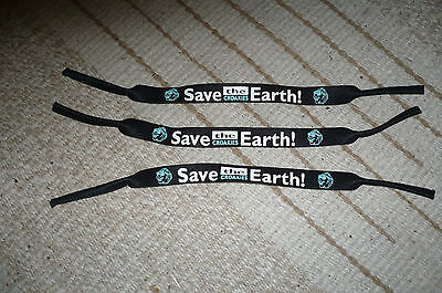 3x Brillenband - Crankies - Save the Earth ++ NEU