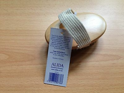 Alida Body Brush with Strap, as supplied by Waitrose