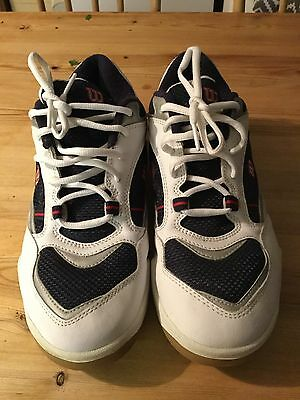 Wilson Squash Trainers Size 8