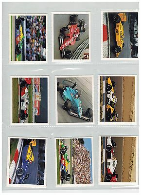 F1 Cars of the 80's Cards - F1 News - Grand Prix