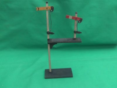 O Gauge Double Signal In Working Order V.g.c.