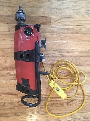 Hilti DD 200 Diamond Coring Tool / Drill. 120V 20A. Complete! Tool Only