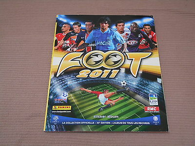 Panini - Foot 2011 (Complet)