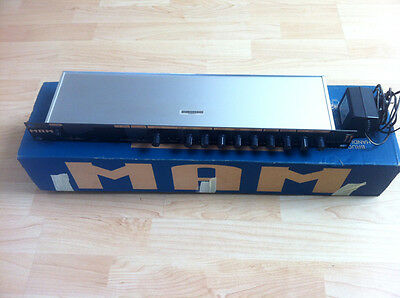 MAM MB33 mkII (Roland TB-303 Klon) Analoger Bass Rack Synthesizer Music And More