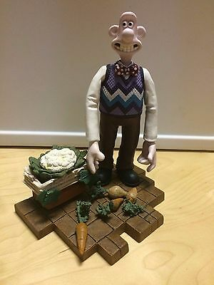 Wallace from Curse of the Were-Rabbit McFarlane Figure