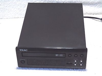 Teac PD-H380 Black Finish Reference 300 Series CD Compact Disc Player