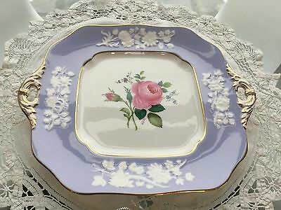 spode maritime rose tea set serving plate