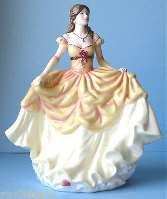 Royal Doulton Pretty Ladies SUMMER DANCE Figurine HN 5256 Seasons Pastimes New