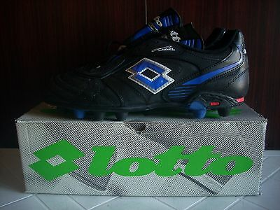 Deadstock Lotto Go Azione Gullit Football Boots Milan Holland 80 90 Uk9 Eu43 Vtg