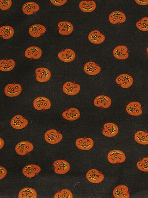 BOO, DID I SCARE YOU? Very Rare Longaberger Boo Fabric 1 yard x 54""