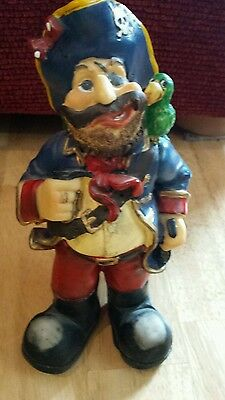 Pirate figurine