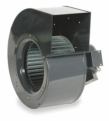 Dayton Rectangular OEM Blower Without Flange, Voltage 115/230, 1390 RPM, Wheel