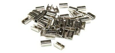 Scalextric C8255 Track Fixing Middle Clips Pack of 50