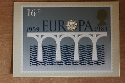 PHQ card of royal mail stamp SG1249