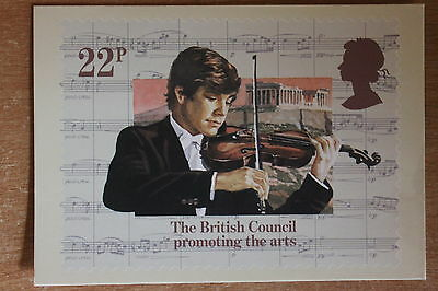 PHQ card of royal mail stamp SG1264