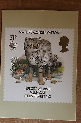 PHQ card of royal mail stamp SG1322