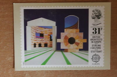 PHQ card of royal mail stamp SG1357