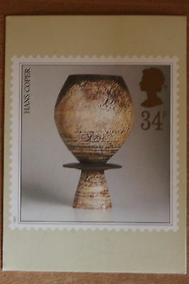 PHQ card of royal mail stamp SG1374